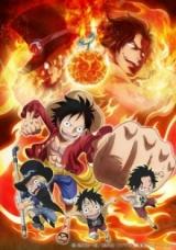 Ван Пис (Спецвыпуск 3) / One Piece Episode of Sabo - The Three Brothers Bond