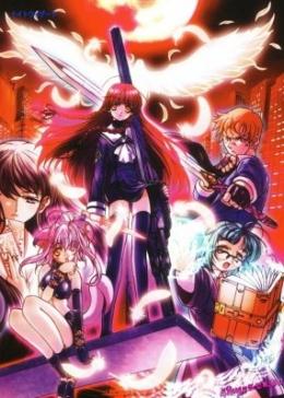 Ночной чародей / Night Wizard The Animation