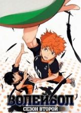 Волейбол (второй сезон) / Haikyuu!! Second Season