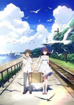 Аниме Как смотреть фейерверк? / Аниме Uchiage Hanabi, Shita kara Miru ka? Yoko kara Miru ka?
