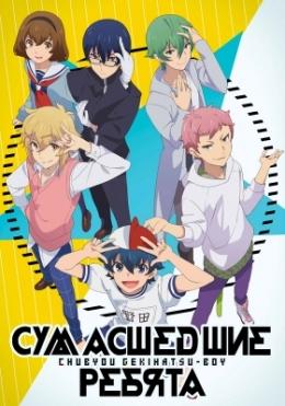 Аниме Сумасшедшие ребята / Аниме Chuubyou Gekihatsu Boy