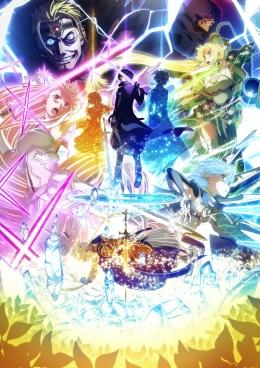 Аниме Мастера меча онлайн: Алисизация - Война в Подмирье (второй сезон) / Аниме Sword Art Online: Alicization - War of Underworld 2