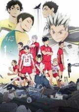 Волейбол!! Земля против воздуха / Haikyuu!!: Riku vs. Kuu