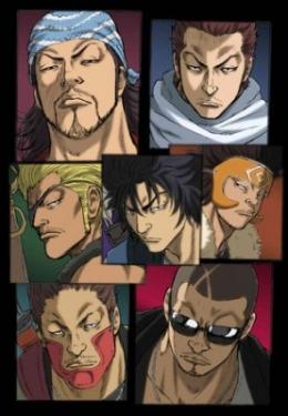 Эпоха Экс-самураев / Examurai Sengoku