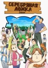 Серебряная ложка (второй сезон) / Gin no Saji