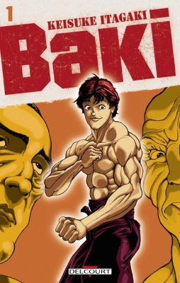 Боец Баки ОВА / Grappler Baki OVA