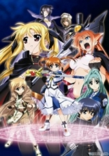 Лиричная волшебница Наноха (фильм первый) / Mahou Shoujo Lyrical Nanoha The Movie 1st